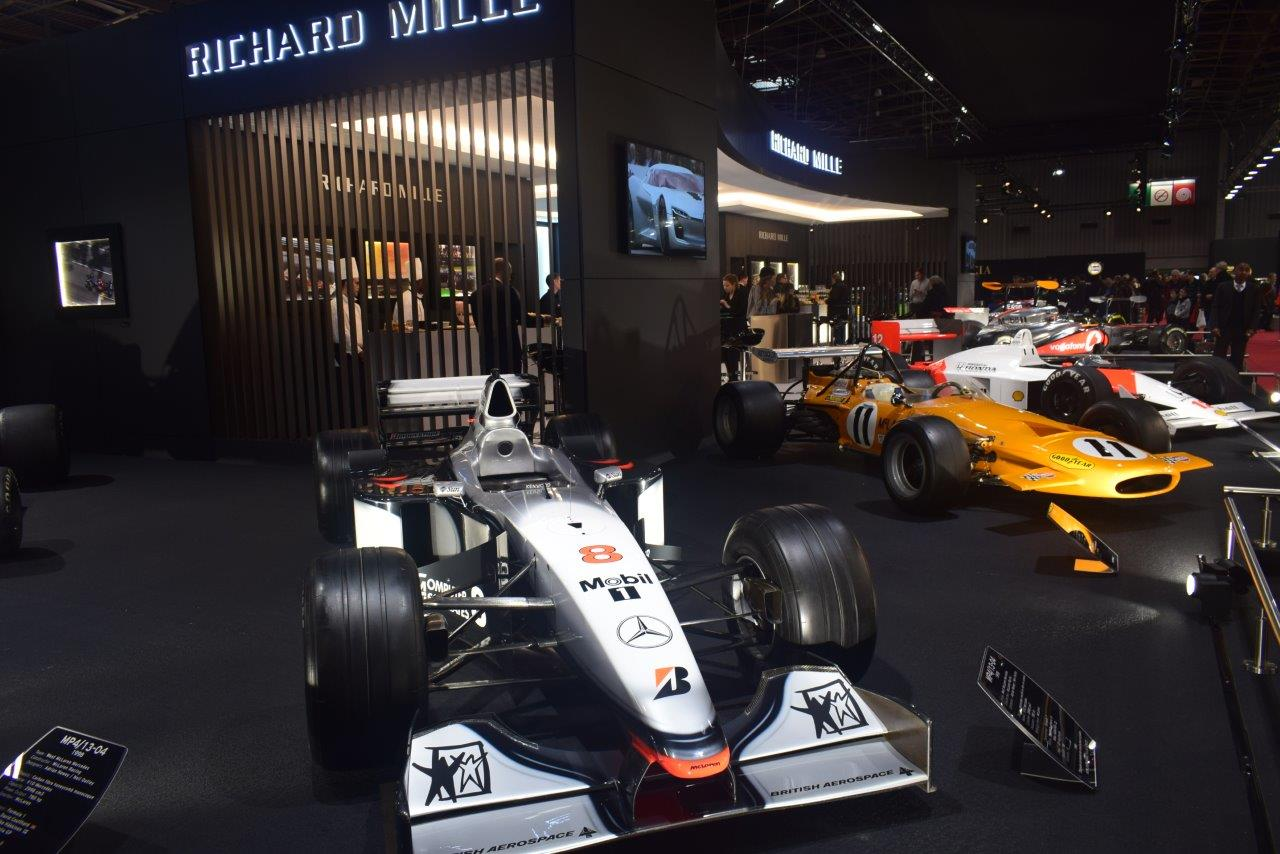 McLaren's Glory Days shine through  at Retromobile 2019