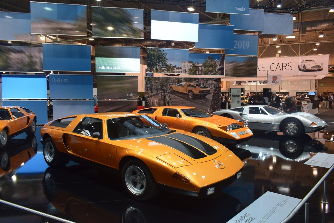 Your Digital Shortcut to the Techno Classica 2019